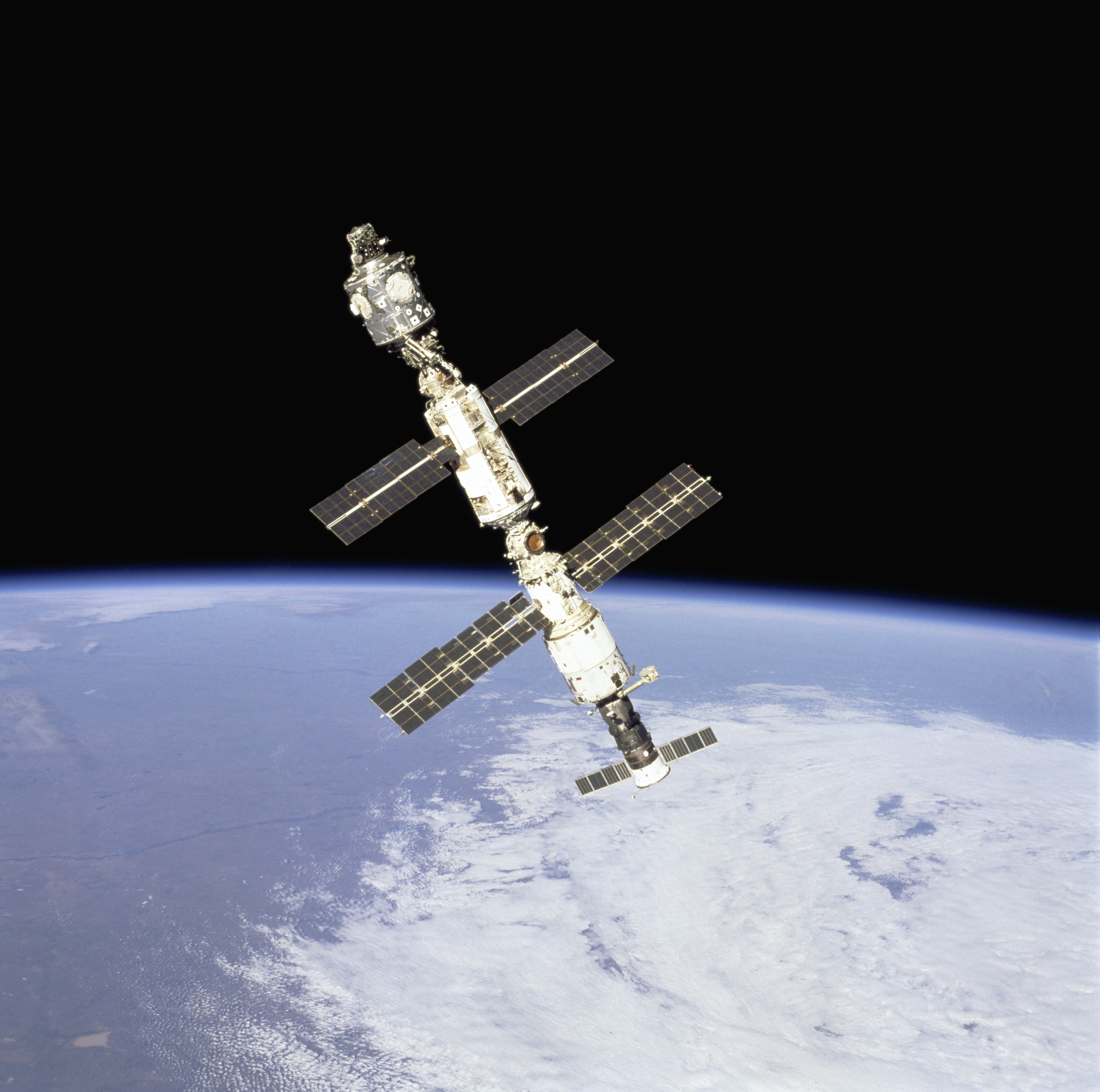 How the ISS was built - Space Station Guys