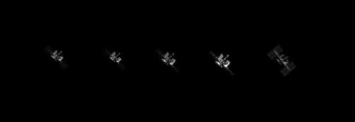 International Space Station sequence